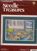 COUNTED CROSS STITCH NEEDLE TREASURES