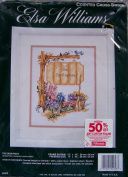Elsa Williams THE SIGN POST Counted Cross Stitch Kit 02053