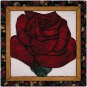 Quilt Magic Lone Rose Quilt Kit