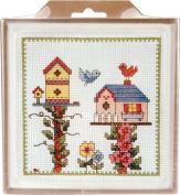 MCG Textiles Birdhouse Hot Plate