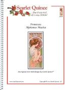 Primrose - Alphonse Mucha