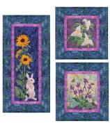 Petals of My Heart II McKenna Ryan Pine Needles - 3 Pattern Set Collection Five