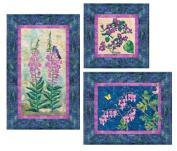 Petals of My Heart II McKenna Ryan Pine Needles - 3 Pattern Set Collection One