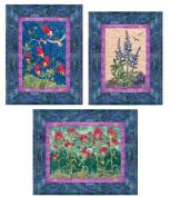 Petals of My Heart II McKenna Ryan Pine Needles - 3 Pattern Set Collection Three