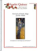 Portrait of Emilie Floge - Gustav Klimt