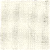 Zweigart 28Ct Cashel Linen-46cm X 70cm Needlework Fabric - Antique White