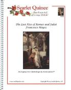 The Last Kiss of Romeo and Juliet - Francesco Hayez