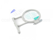 Small Embroidery Hoop - SA442 Replacement - for Brother Machines PE-770 700 700II 750D 780D Innov-is 1000 1200 1250D - Babylock Ellure Ellure Plus Emore - Generic SA442 Replacement