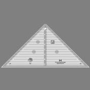 Creative Grids 90 Degree Quarter-Square Triangle