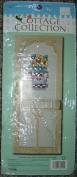 Cottage Collection by Leisure Arts Counted Cross Stitch Kit