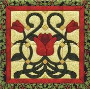 Christmas Tulip Quilt Magic Kit Quilt Magic Kit