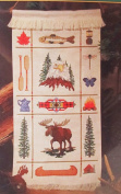 Nature's Window Designs for the Needle - #5403 Camping Sampler