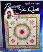 Radiant Star Quilts Book QD1083