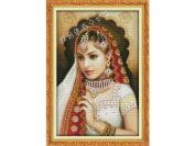 Happy Forever Cross Stitch, Figure, Oriental beauty