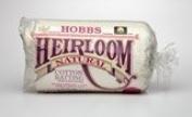 Hobbs Heirloom Premium 80/20 Cotton Blend Batting Twin Size