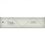 HQ Straight Edge Ruler 7.6cm x 30cm