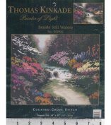Thomas Kinkade Counted Cross Stitch Kit, 36cm x 11 Inch