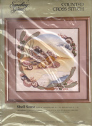 Something Special - Shell Scene - Counted Cross Stitch Kit - #50382