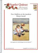 Two Children at the Seashore - Mary Cassatt