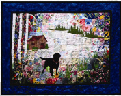 Whims Watercolour Quilt Kits Labrador Retriever Quilting Supplies