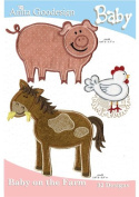 Anita Goodesign Embroidery Designs Cd Baby on the Farm