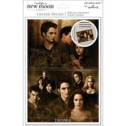 Twilight - New Moon Locker Decals Jacob, Edward, Bella