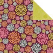 Kaisercraft - Hippy Girl - 12x12 Scrapbook Paper - Melody