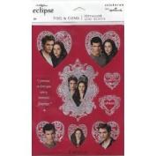 Twilight Eclipse Sticker Sheet