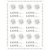 SRM Stickers By The Dozen-Wedding