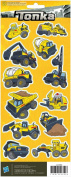 Cardstock Stickers 12cm x 30cm Sheet-Tonka Construction