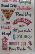 Road trip Rub-ons // American Traditional Designs