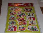 Disney Holiday Stickers