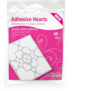 Scrapbook Adhesives by 3L Adhesive Hearts for Scrapbooking