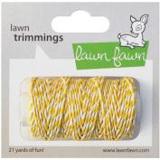 Lawn Fawn Lemon Hemp Twine Lawn Trimmings