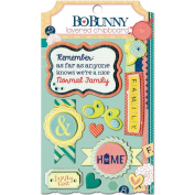 Family Is Self-Adhesive Layered Chipboard-