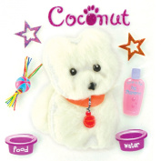 American Girl Crafts Coconut Stacked Stickers