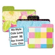 Tres Chic File Pack for Scrapbooking