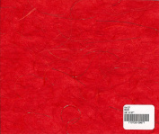 RED - Unryu mulberry paper with gold threads