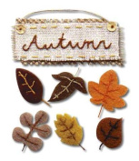 Stickopotamus Jolee's Boutique-Autumn Leaves