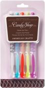 American Crafts 5-Pack Candy Shop Gel Pen