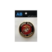 Amanda Blu United States Military Medallion Embellishment