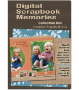 Digital Scrapbook Memories Software Collection One