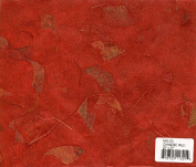 CHINESE RED - Mango mulberry paper
