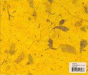 PINEAPPLE FLUFF - Mango mulberry paper