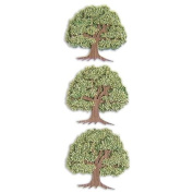 Jolee's By You Dimensional Embellishments 5.1cm x 10cm Sheet-Trees