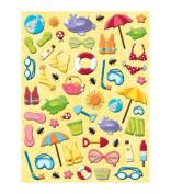 K & Company Citronella Pillow Stickers - Icon