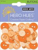 Hero Arts - Hero Hues - Mixed Buttons - Sunshine