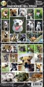 Pet Qwerks S59 Staffordshire Bull Terrier Sticker