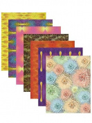 Roylco Flower Craft Paper 32 sheets
