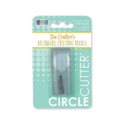 We R Memory Keepers Magnetic Circle Cutter Refill Blades and Pencil Tips, Set of 3